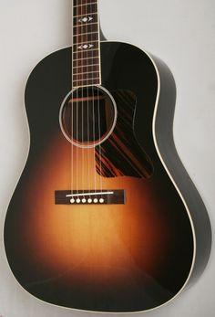 Gibson Custom Shop Limited 1930's Advanced Jumbo (Vintage Sunburst)