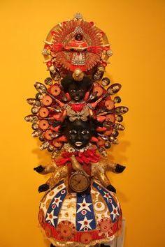 Vanessa German Assemblages, Creative Decor, Taxidermy, Black Art, Art Dolls, Folk Art, Creepy, Mosaic, Sculptures