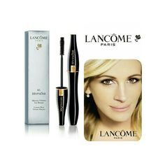 Lancome Paris Hypnose Volume Mascara Thickens lashes from root to tip with custom volume you can control. Enriched with vitamin B5, wraps lashes one luxurious layer at a time without smearing, smudging or clumping. Increases lash volume up to 6 times. Color: Noir Hypnotic (Black)/100% authentic/ brand new in box/ never opened/ never used/never swatched/ Photos from personal stock/ Price is firm. Lancome Makeup Mascara