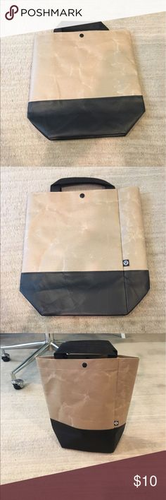 Limited Edition Lululemon Bag Small reusable bag in great condition! Perfect for packing your lunch or going to the gym! Open to reasonable offers through feature! lululemon athletica Bags