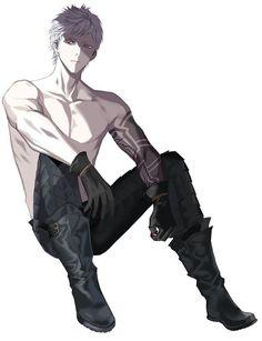 60 new Ideas for screen loock wallpaper guys Demon Manga, Manga Anime, Manga Boy, Anime Boys, Hot Anime Boy, Cute Anime Guys, Anime Cosplay, Fantasy Characters, Anime Characters