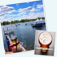 The rainy forecast has us daydreaming of THIS #NoVABeerMoments submission. Who's with us? | Share yours today for a chance to WIN a $200 gift card to #Bungalows and a feature in our magazine and website! ⛅️ #SummerBeer #Coronarita #BlueSkies #OnABoat #InstaBeer