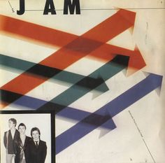 """For Sale - The Jam David Watts - Injection Label UK  7"""" vinyl single (7 inch record) - See this and 250,000 other rare & vintage vinyl records, singles, LPs & CDs at http://eil.com"""