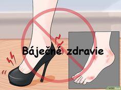 10 výborných trikov ako docieliť aby vás vaše obľúbene topánky viac netlačili!