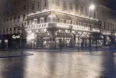 Berlin | Berlin 1933-45+. Cafe Kranzler, Unter den Linden Ecke Friedrichstraße, 1934. Berlin-Mitte. Thomas Lautenschlag