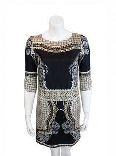 CLASS ROBERTO CAVALLI  LUXURY DRESS SALE, MIDI DRESS  $196.00