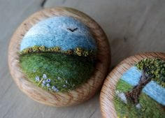 needle felting pictures - Buscar con Google