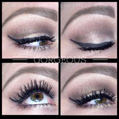 Amanda is wearing:  All Younique (except winged liner) Brows - Precision Pencil Eye Liner in Prim & Minerals Pigment Powder in Irresistible  3D Fiber Lash Mascara  Precision Pencil Eye Liner in Pristine on waterline Splurge Cream Eye Shadow in Elegant under brow, lid & inner corner of eyes Minerals Pigment Powder in Infatuated blended in crease & daring slightly blended in crease Minerals Pigment Powder in Infatuated & Elegant lining bottom lash line  Love this look? Get it here…