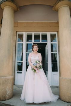 Mori Lee 2690 Bride Bridal Gown Dress Quirky Stylish Home Made Woodland Wedding http://bloomweddings.co.uk/