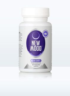 New MOOD™ is a 5-HTP and L-Tryptophan supplement. These ingredients provide the raw materials necessary to promote serotonin production. Without adequate levels, you can be moody and have poor sleep quality.