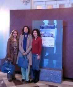 Las profesoras María Luna, Ruth Villalón y Alba García Barrera asistieron al I Congreso Internacional de Ciencias de la Educación y del Desarrollo celebrado en Santander entre los días 8 y 11 de octubre: http://www.udima.es/es/primer-congreso-ciencias-educacion-y-desarrollo.html
