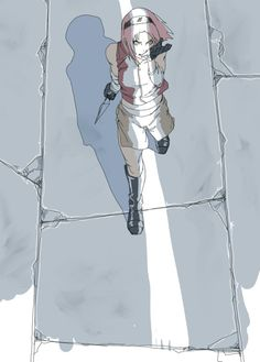 Sakura Haruno, I always felt that she deserved more than what she got.
