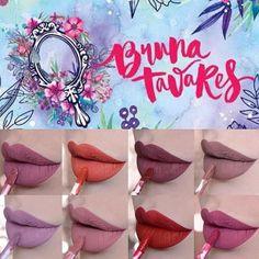 Olha eles por @keepmylipstick! Mariana - Bianca - Camila - Luísa - Lia - Victoria - Bruna - Carol ❤️❤️❤️