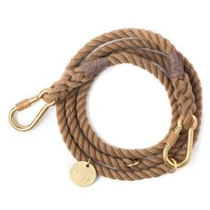 Found My Animal: Natural Rope Dog Leash