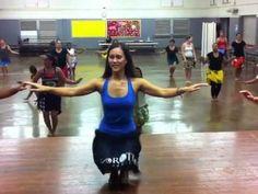 """Tahitian Warm up: """"Polynesian Dreams"""" - YouTube"""