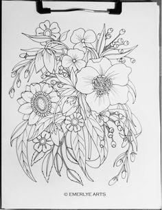Cynthia Emerlye, Vermont artist and life coach: Adult Coloring
