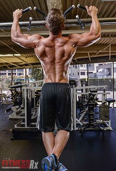 Mastering Pull-Ups - Simple, Yet Very Effective Back Exercise