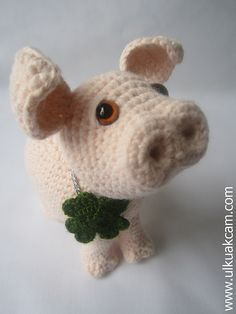 Cute Amigurumi Pigs : 1000+ images about Crochet Patterns for Holidays St ...