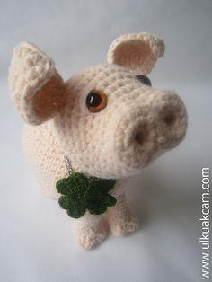 Ravelry: Amigurumi Piggy Pattern pattern by Denizmum