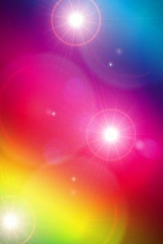 Glitter, Sparkle, Glow iPhone Wallpaper