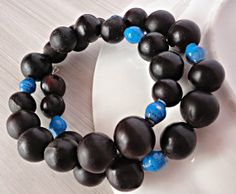 Fair Trade Eco Friendly Bracelet Natural Seeds of by TheFairLine, $16.00