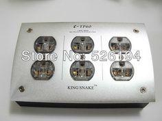 Free Shipping one pcs Furutech E-TP60 HIFI Power conditioner AC Power Distributor Brand #Affiliate