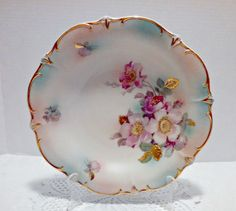 Vintage Bavarian Porcelain 11 Inch Serving by AnchorLineVintage
