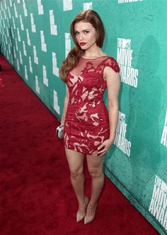 Holland Rodan - 2012 MTV Movie