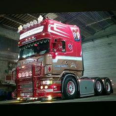 Scania ronny