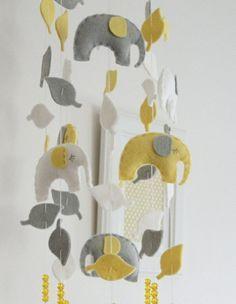 Mobile selber basteln - kreative Bastelideen für ein tolles Babymobile