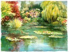 Monet is one of my favorites. Edgar Degas, Camille Pissarro, Monet Paintings, Impressionist Paintings, Landscape Paintings, Claude Monet, Vincent Van Gogh, Wassily Kandinsky, Artist Monet