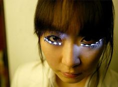 LED eyelash.