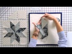 ▶ How to Sew a Basic Y-Seam in a Quilt Block by Edyta Sitar of Laundry Basket Quilts - YouTube