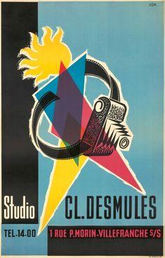 Studio C.L. Demules (1953)
