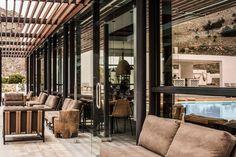 Hôtel Casa Cook à Rhodes   PLANETE DECO a homes world   Bloglovin'