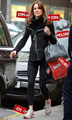 The Duchess of Cambridge nailed the casual look while out on a shopping trip in King's Road, Chelsea   February 20, 2016.