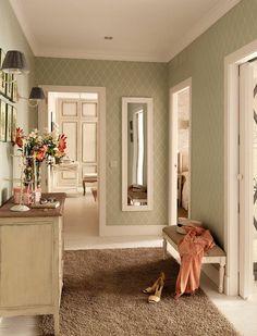 adelaparvu.com despre apartament in stil provence in nuante delicate, design Rotaeche Santayana, Foto ElMueble (11)