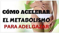 8 Útiles Consejos Para Conseguir Acelerar el #Metabolismo y Bajar de #Peso Salud Natural, Shape, Losing Weight Fast, Protein Foods, Muscle Up, Healthy Life