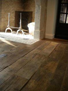 Houten vloeren - Antiekbouw