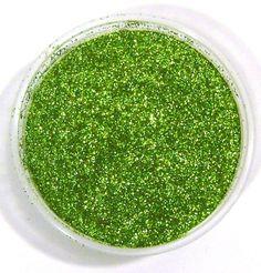 11 oz Limetreuse Green Coarse Metal Flake Auto Paint Custom Paint Flakes