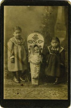Native American memento mori, I may be considered odd for this but I do love memento mori photos. And this one is quite rare indeed.