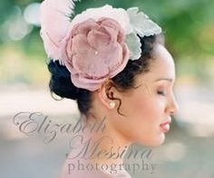 Twigs & Honey ® :: by myra :: hair adornments - design - embellishments: Real Brides :: Lovely twigs & honey brides! Camera Photography, Wedding Photography, Classy Girl, Creative Hairstyles, Hair Dos, Hair Pieces, Floral Wedding, Wedding Styles, Bridesmaid