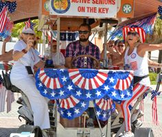 hospice 4th of july key west