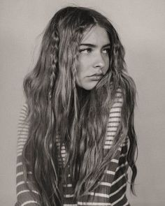 90s Hairstyles, Pretty Hairstyles, Wedding Hairstyles, Grunge Hairstyles, Hairstyles Videos, Everyday Hairstyles, Formal Hairstyles, Long Brunette Hairstyles, Hairstyles With Braids
