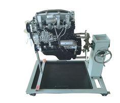 Isuzu Diesel Engine Disassemble FlipTraining Set DLQC–FDJ037