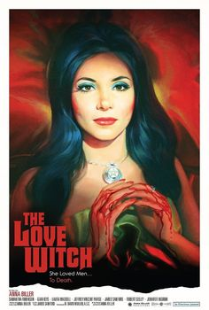 The Love Witch Movie Hi-Res Movie Poster