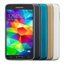 Samsung G900 Galaxy S5 Verizon Wireless 4G LTE 16GB Android Smartphone USA Seller - No Contract Required - Fast Shipping!! $219.95