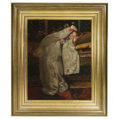 Rijksmuseum, George Hendrik Breitner - Girl in White Kimono Framed Print, 34 x 29cm Online at johnlewis.com