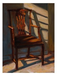 PAM INGALLS  Chair in the Sun