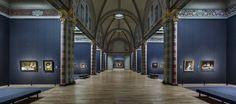 Hall Of Fame, Rijksmuseum, The Netherlands, 2014 Christian Voigt  250 x 114 cm